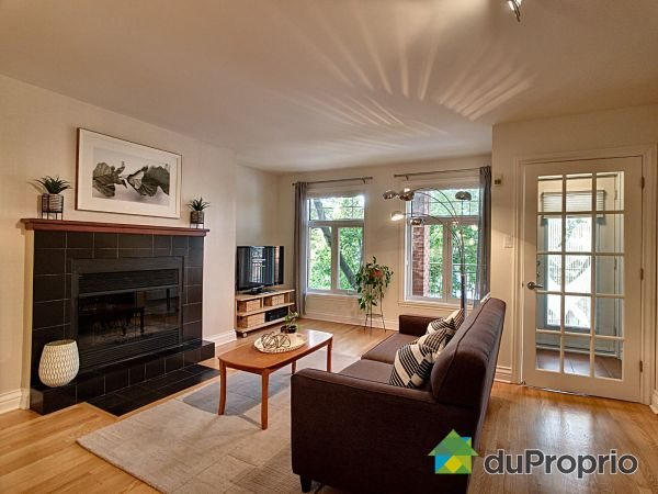 Living Room - 6007 3E av, Rosemont / La Petite Patrie for sale