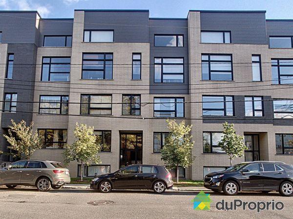 102-7217, rue Marconi, Villeray / St-Michel / Parc-Extension à vendre