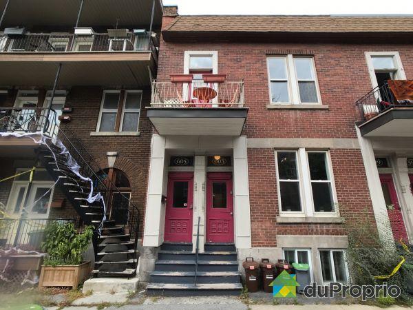 603 avenue Desjardins, Mercier / Hochelaga / Maisonneuve for sale