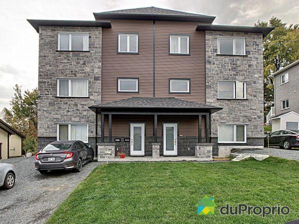 1424-1430, rue Choquette, Sherbrooke (Mont-Bellevue) à vendre