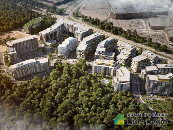 2013, boulevard Lebourgneuf - Quartier Mosaïque - unité 507, Lebourgneuf à vendre
