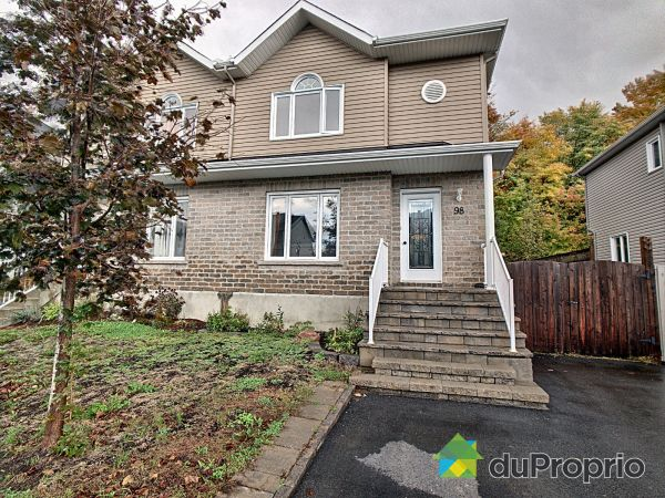98 rue Paul-Laframboise, Gatineau (Gatineau) for sale