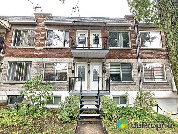 Buildings - 6588-6592, 21e Avenue, Rosemont / La Petite Patrie for sale