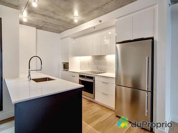 Kitchen - 303-75 rue de Castelnau ouest, Villeray / St-Michel / Parc-Extension for sale