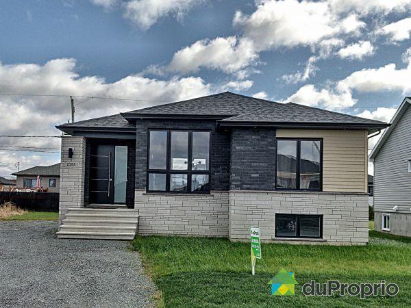 2355, rue Offenbach - Par Doyon Construction plus, Drummondville (Drummondville) à vendre
