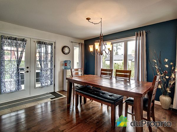 Dining Room - 611 rue Laliberté, Alma for sale