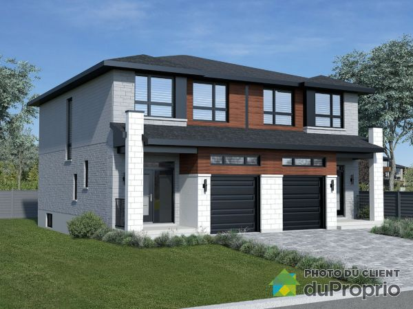 4015, rue Domville - Par Habitations Dessoleils, Longueuil (St-Hubert) à vendre