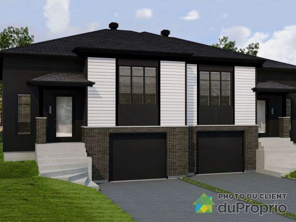 1062, rue Chalmers - Modèle le Diamant - Secteur Carré Belvédère - Par Construction RPLH, Sherbrooke (Mont-Bellevue) à vendre