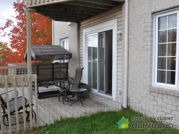 Backyard - 102-40 Impasse du Cap, Loretteville for sale