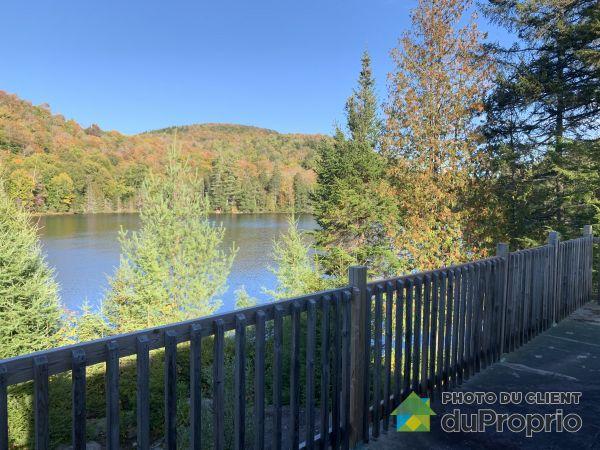 Vue sur le lac - 370, chemin du Pionnier, Montcalm à vendre