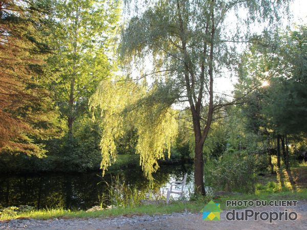 Lake Access -  rang du Lac-Caché, St-Alexis-Des-Monts for sale