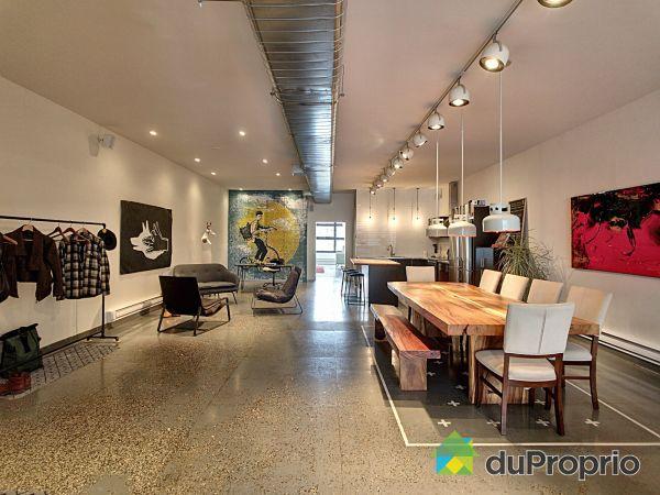 Open Concept - A-7383 rue Saint-Hubert, Villeray / St-Michel / Parc-Extension for sale