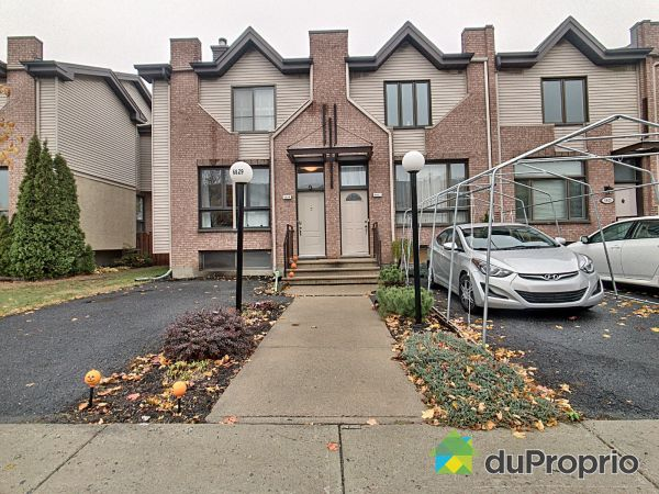 6827 avenue Charles-Goulet, Anjou for sale