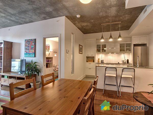 Eat-in Kitchen - 506-1869 rue des Bassins, Griffintown for sale