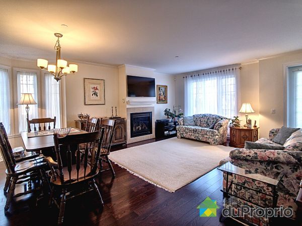 Living / Dining Room - 101-5282 rue du Sureau, Pierrefonds / Roxboro for sale