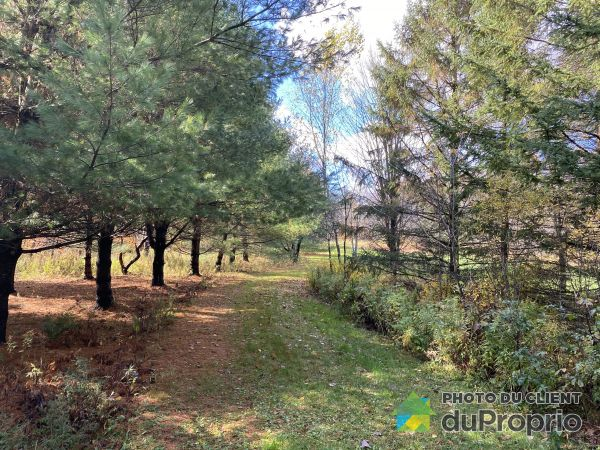 Lot -  chemin de la Vallée, Sutton for sale