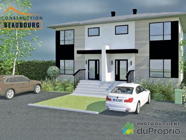 3457, rue de Méjanès - Par Construction Beaubourg, Beauport à vendre