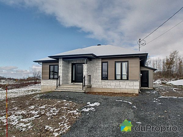 445 11e rue - En construction - Par Blais Construction, St-Malachie for sale
