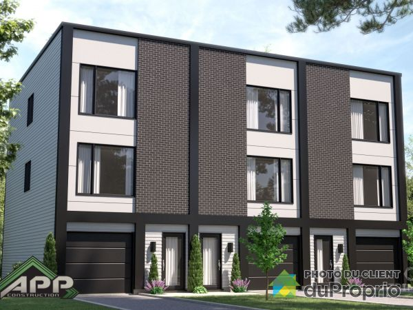 138 avenue Proulx - Par Construction APP inc., Vanier for sale