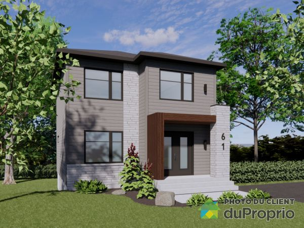 rue Claude-Bouchard - Par les Construction T. Ouellet, Ste-Anne-de-Beaupré for sale