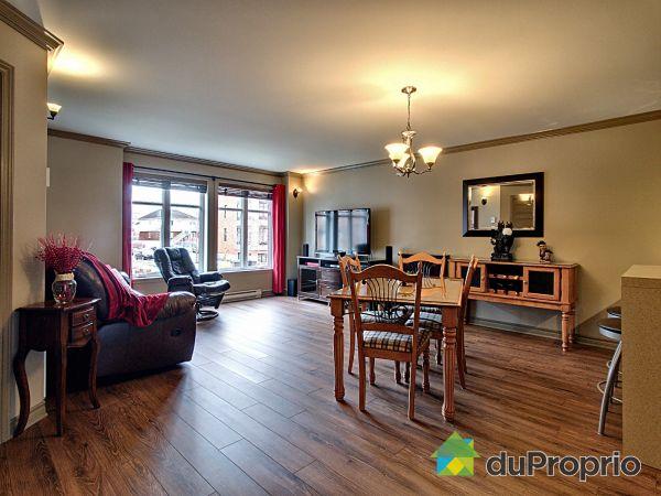 Salon / Salle à manger - 3-2740, rue Racine, Longueuil (St-Hubert) à vendre