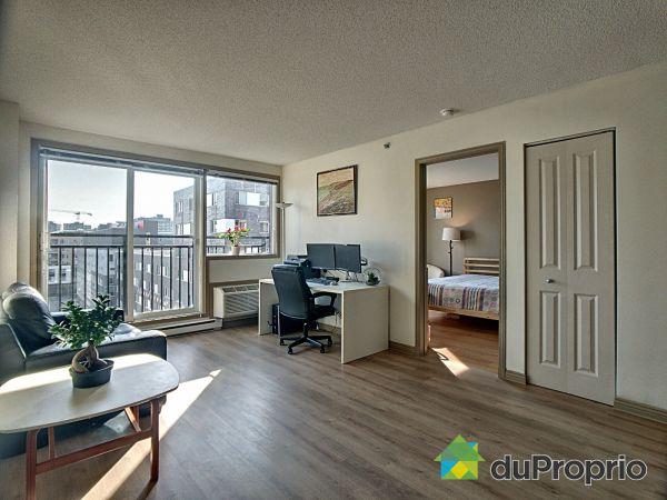 Living Room - 713-1225 rue Notre-Dame O, Ville-Marie (Centre-Ville et Vieux Mtl) for sale