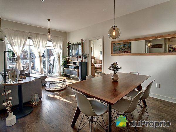 Open Concept - 315-5650 rue Chambord, Rosemont / La Petite Patrie for sale