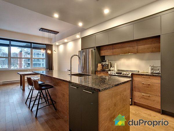 Cuisine du logement - 310-1497, avenue Roger-Lemelin, Sillery à vendre