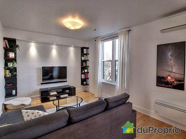 Living Room - 5929 23e Avenue, Rosemont / La Petite Patrie for sale