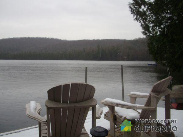 Waterfront - chemin du Lac-Francis, L'Ascension for sale
