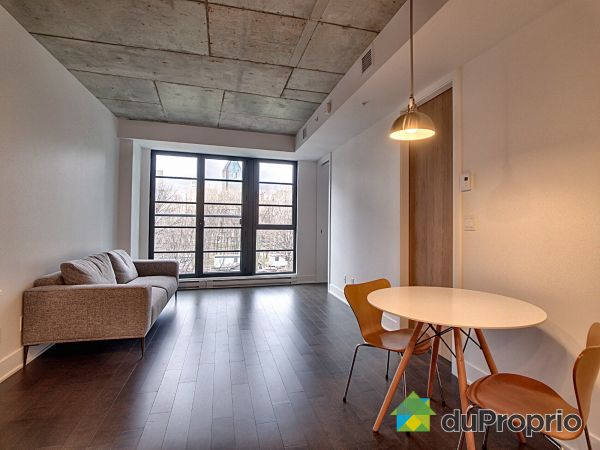 Open Concept - 411-1330 rue Olier, Griffintown for sale