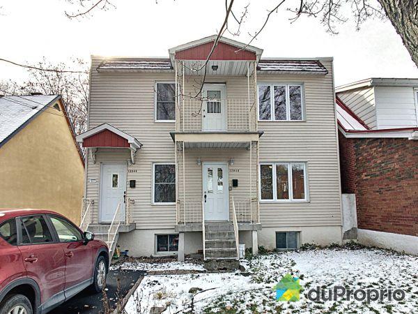 12044-12046, rue Cousineau, Ahuntsic / Cartierville for sale
