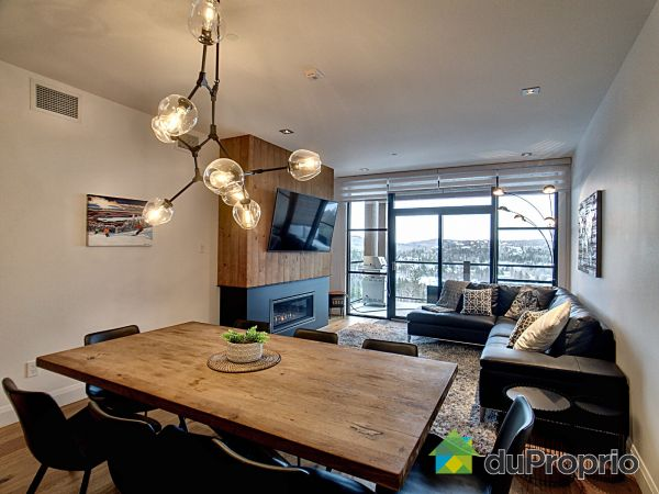 Dining Room / Living Room - 203-115 chemin des Sous-Bois, Mont-Tremblant for sale