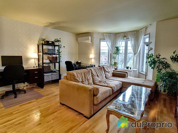 Living Room - 6-1300 rue Jarry Est, Villeray / St-Michel / Parc-Extension for sale