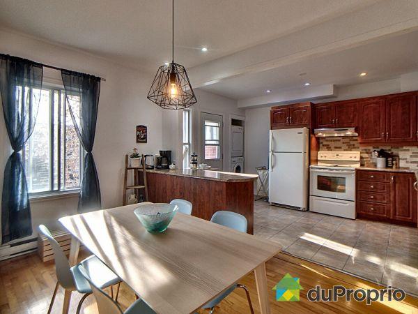 Eat-in Kitchen - 1312 rue Rolland, Verdun for sale