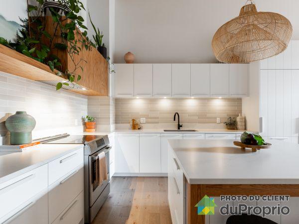 Kitchen - 109-7122 rue Waverly, Rosemont / La Petite Patrie for sale