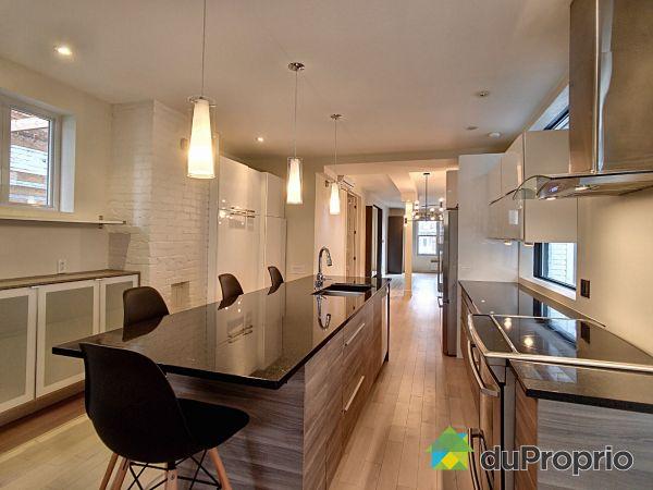 Kitchen - 1-1265 boulevard Saint-Joseph Est, Le Plateau-Mont-Royal for sale