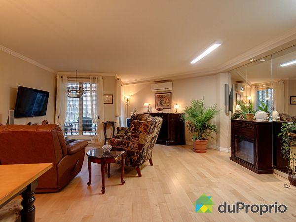 Living Room - 103-3720 rue Gabrielle-Vallée, Ste-Foy for sale