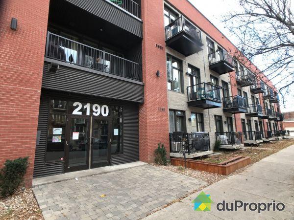 Entrance - 216-2190 rue Préfontaine, Mercier / Hochelaga / Maisonneuve for sale