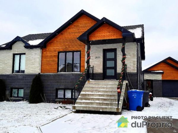 Winter Front - 2655 rue Taschereau, Jonquière (Arvida) for sale