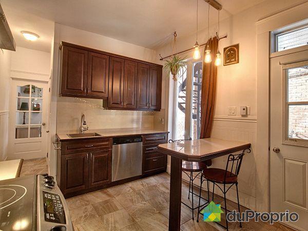 Kitchen - 8330 rue Saint-Denis, Villeray / St-Michel / Parc-Extension for sale