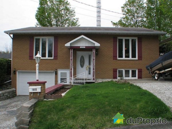 1605 rue Prince, Sherbrooke (Mont-Bellevue) for sale