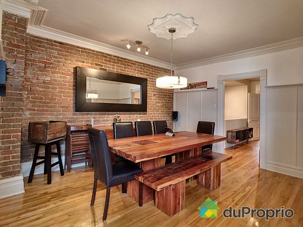 Dining Room - 4245 rue Boyer, Le Plateau-Mont-Royal for sale