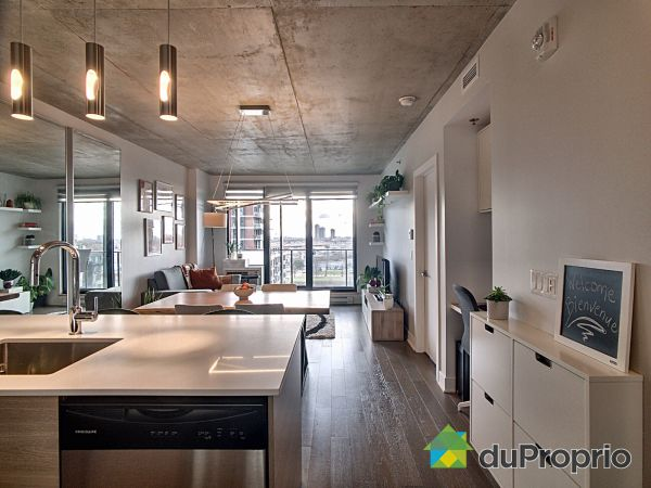 Overall View - 1105-1375 rue des Bassins, Griffintown for sale