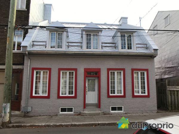 331-335, rue de la Reine, Saint-Roch à vendre