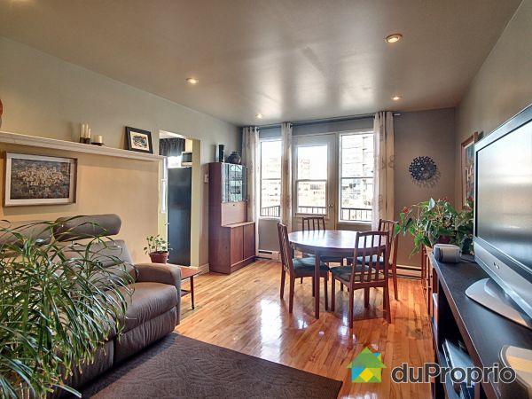 Living / Dining Room - 16-7140 avenue du Parc, Villeray / St-Michel / Parc-Extension for sale