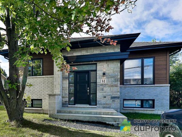 88, rue Paquette - Par Construction Bo Mont, St-Jean-sur-Richelieu (St-Athanase) à vendre