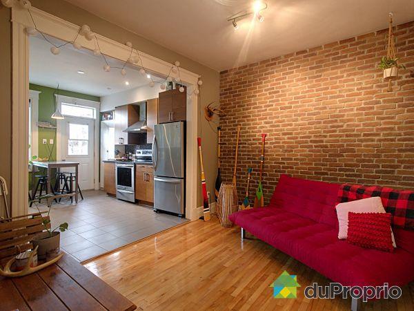 Open Concept - 5458 9e Avenue, Rosemont / La Petite Patrie for sale