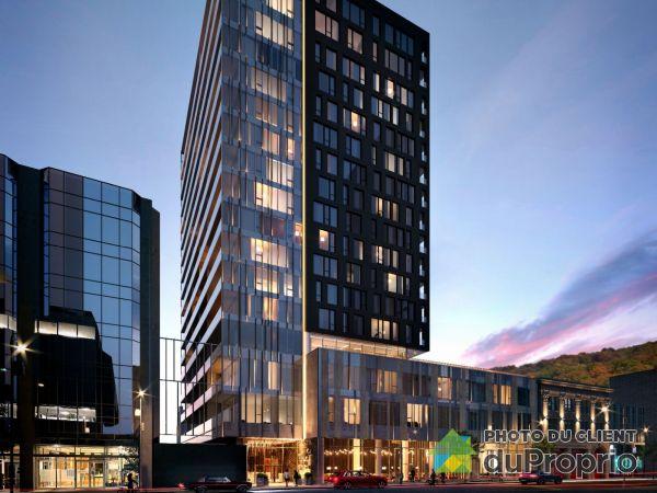 1200, rue Drummond - unité 612 - Le Gatsby, Ville-Marie (Centre-Ville et Vieux Mtl) à vendre