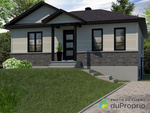 Prolongement de la rue des Sables - Par Construction Mario Dion, Ste-Catherine-de-la-JC à vendre